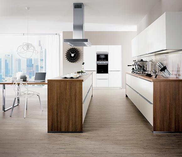 Modern Kitchen Cabinets European Design Bauformat Canada